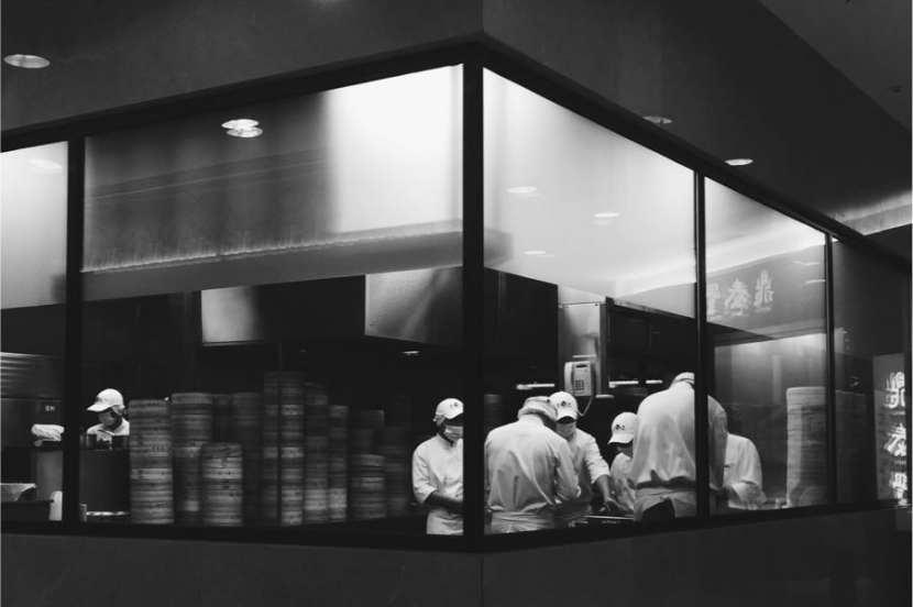 GoKart Blog - Re-Designing your Restaurant for the Future - Image 1 - Kitchen