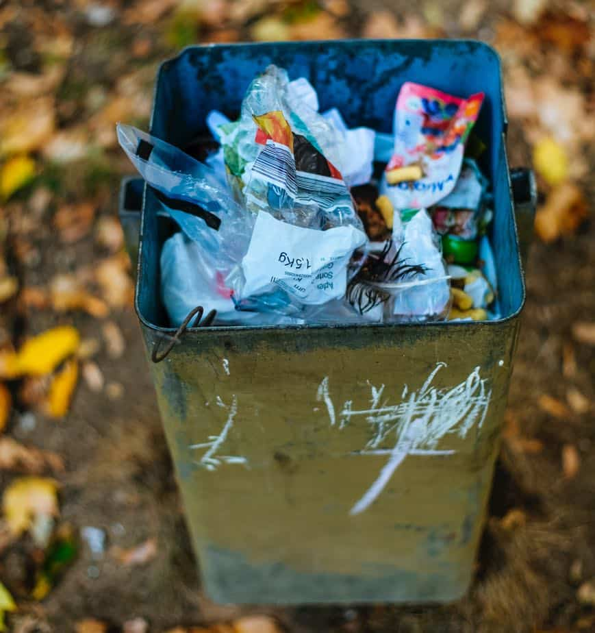 GoKart Blog - Re-Designing your Restaurant for the Future - Image 3 - Recycled Bin